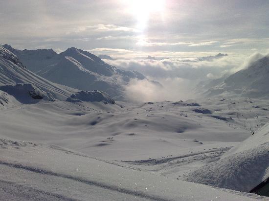 Lech, Österrike: Hier beginnt der weiße Ring