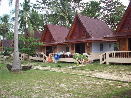 Ko Jum, Thailand: our bungalow