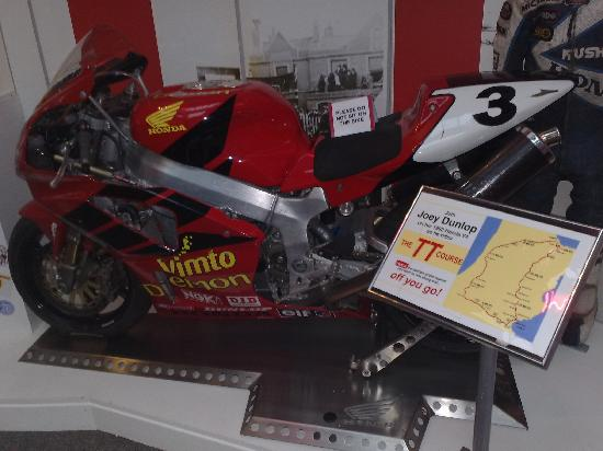 Manx Museum: The TT races