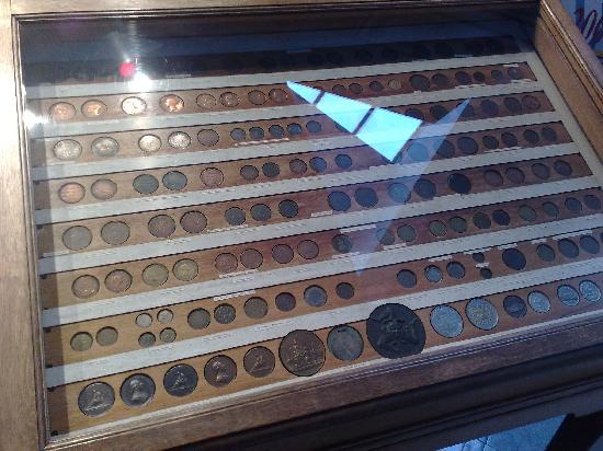 Manx Museum: Coins