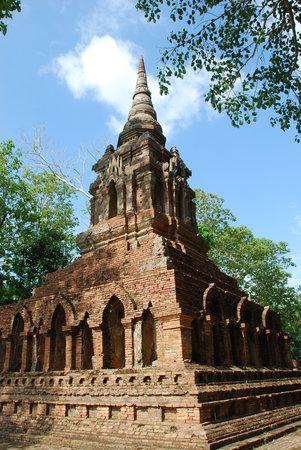 Chiang Saen, تايلاند: Wat Pa Sak 1