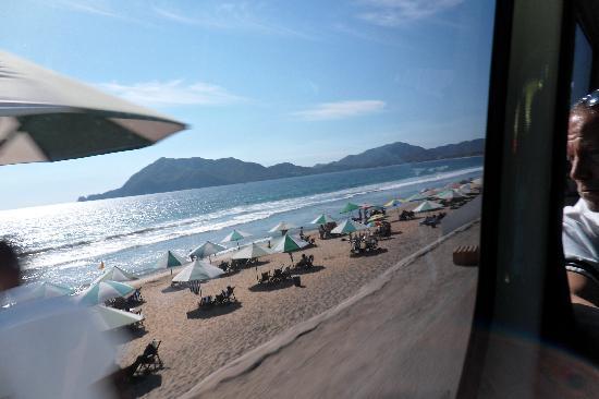 Barcelo Karmina: Miramar beach - 5 min cab ride