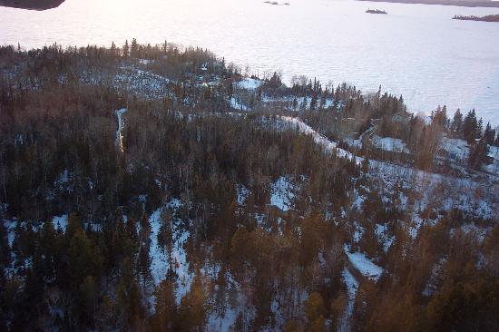 Pakwash Lake Camp : Pakwash Lake Wilderness by Air