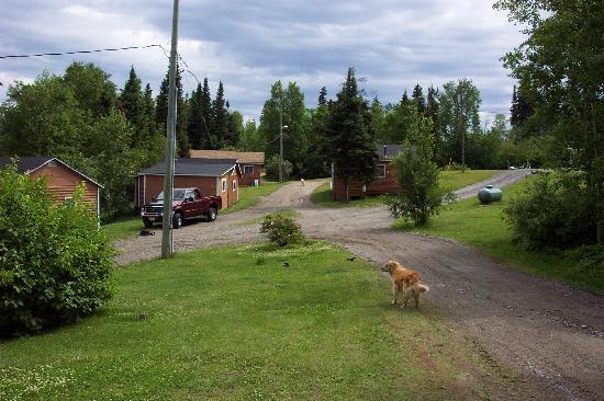 Pakwash Lake Camp Cabins
