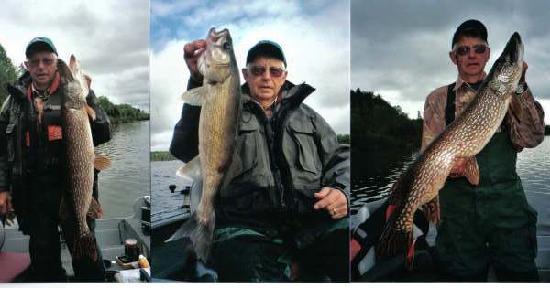 Pakwash Lake Camp : Pakwash Lake Fishing is the Best