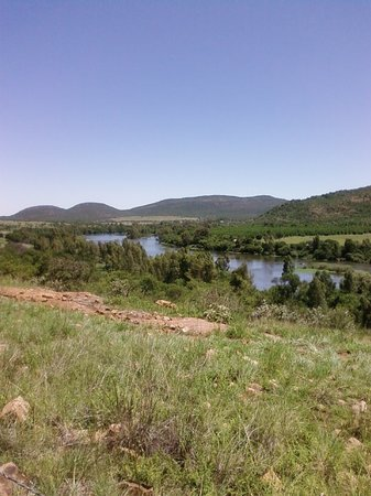 Vredefort Dome: Heavan on a very old earth!