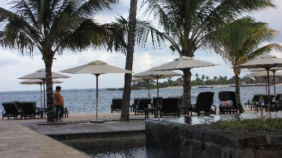 Anahita Golf & Spa Resort: La piscine
