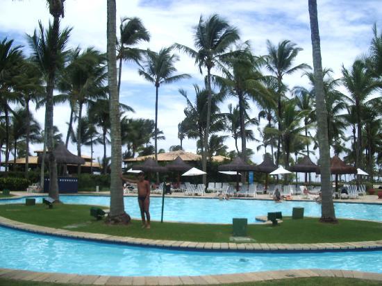 هوتل ترانس أميركا إلها دي كومانداتوبا: swimming pool