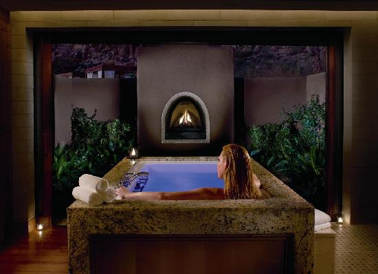 Sky Stone Suite in the Spa