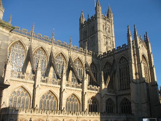 Breconridge Bed and Breakfast: Bath Abbey