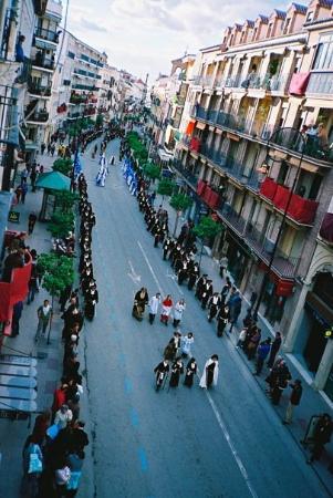Антекера, Испания: Semana Santa Parade - Antequera