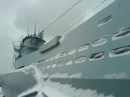 U-Boot U 995: ma kakve zvjezdane staze, kakvi bakrači...