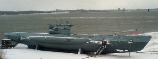 U-Boot U 995: Ain't she a beauty?