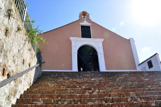 ‪‪San German‬, ‪Puerto Rico‬: Old church in San German, circa 1609.‬