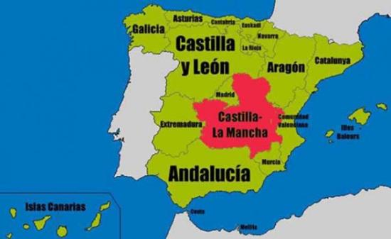 Peninsula Ibérica - Picture of Albacete, Province of ... on aztlan map, constantinople map, rias baixas map, mallard lake charlotte nc map, delaware old grounds fishing map, oceano atlantico spain map, castile spain map, spain's agricultural map, the movie el norte map, moors invade spain map, catalonia map,