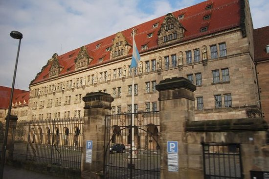 ‪Nuremberg Palace of Justice‬