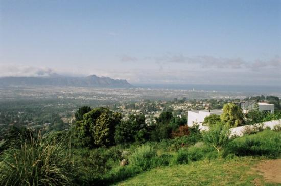 Somerset West and Strand, South Africa`