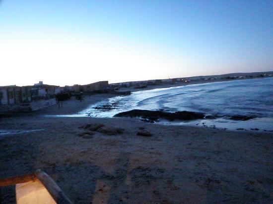 Hosteria La Perla: vista desde la terraza