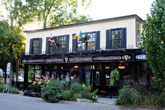 The Irish Harp Picture Of The Irish Harp Pub Niagara On