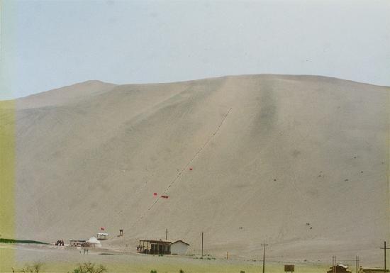Mingsha Shan (Echo Sand Mountain) Park, Dunhuang, China : コメントを入力してください (必須)