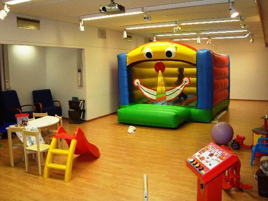 Rantasipi Pohjanhovi: play room