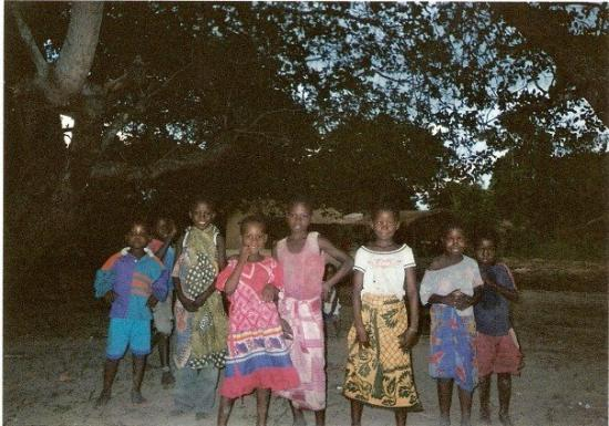 Nampula, Mozambik: The beautiful children of Mozambique.