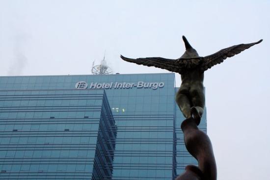Hotel Inter-Burgo Daegu Foto