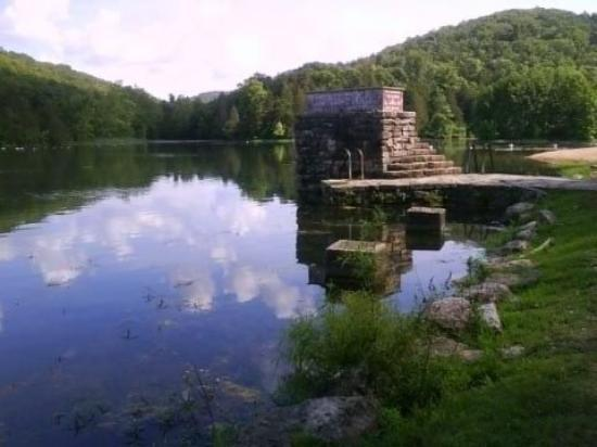 Eureka Springs, AR: Letherwood State Park