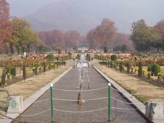 Srinagar, India: Shalimar Gardens