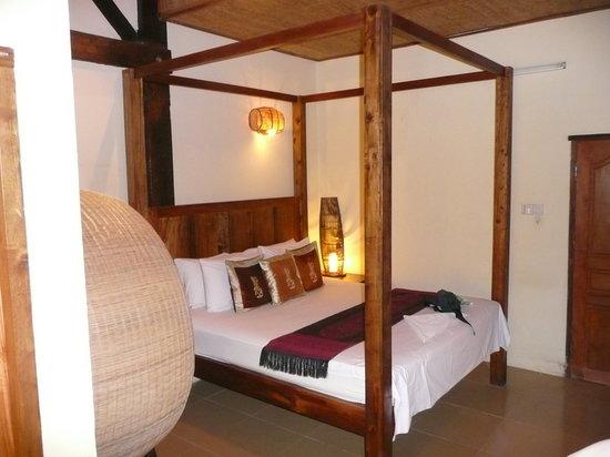 Rikitikitavi : The bedroom