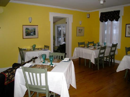 L'Iris Bleu - Dining Room
