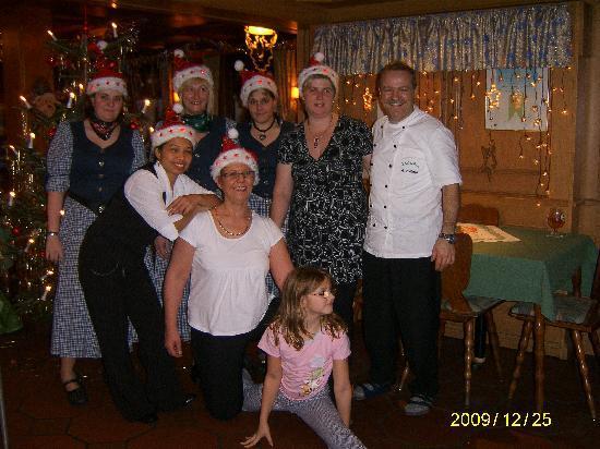 Kehl, Almanya: Hotel Staff