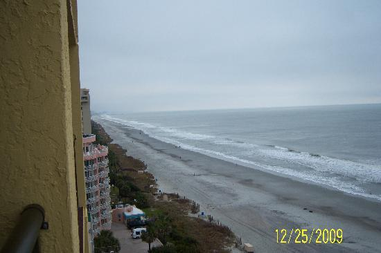 The Caravelle Resort: From balcony