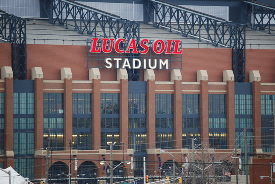‪Lucas Oil Stadium‬