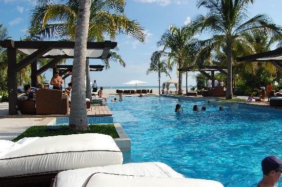 The Buenaventura Golf Beach Resort Panama Autograph Collection From A Cabana By Pool