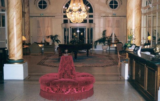 Le Grand Hotel Cabourg - MGallery Collection: lobby
