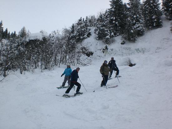 rudechalets - Chalet Joseph : Mountain orientation from out hosts