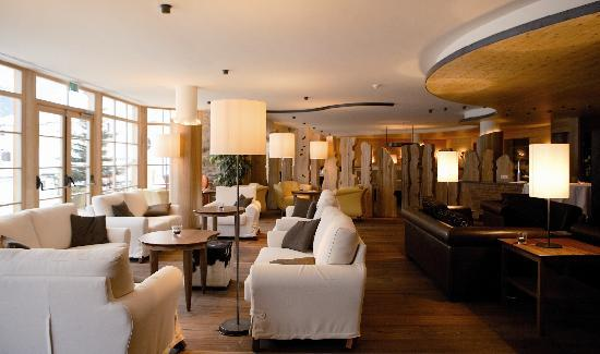 Hotel Adler Balance: relax at the lounge