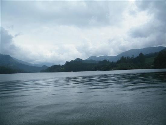KTDC Tea County Munnar: Matupatti Dam