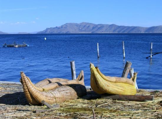 Inca Utama Hotel & Spa: Sur les rives du Titicaca