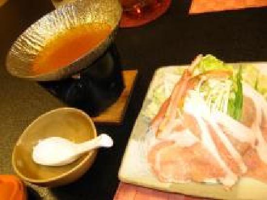 Kogetsu: 美明豚のしゃぶしゃぶ