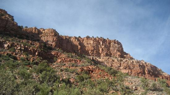 Verde Canyon Railroad: A View Along the Route