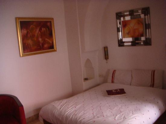 Riad Calista: Une chambre double