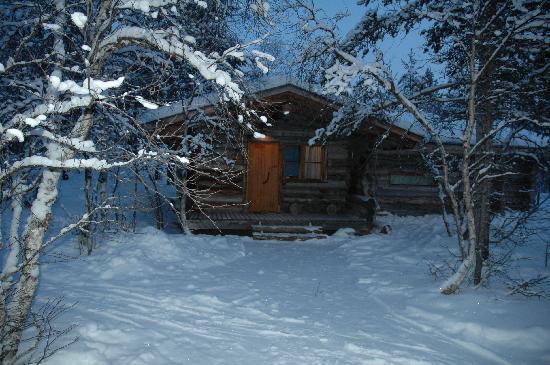 Kakslauttanen Arctic Resort: Our cabin
