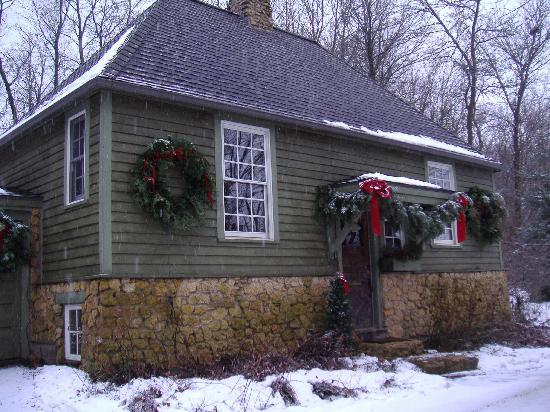 The Inn at Irish Hollow: Stonewoode Cottage