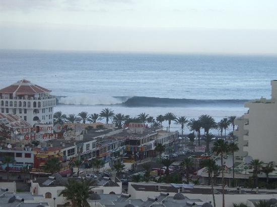 K16 Surf Shop: Buena marejada en Las Americas