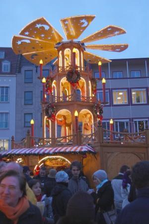 Augusta (Augsburg): mercatini di Natale