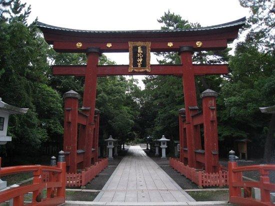Tsuruga, Japan: 氣比神宮