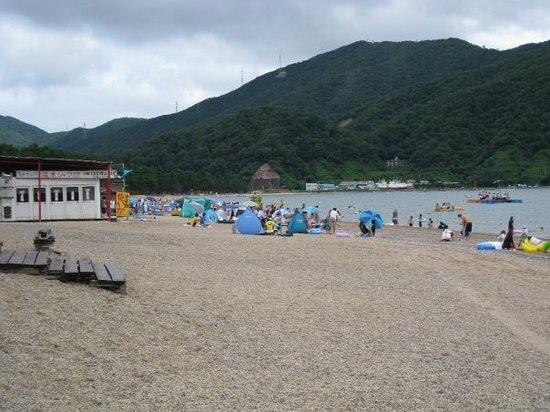 Tsuruga, Japan: 気比の松原