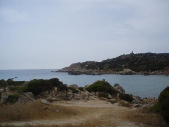Cagliari, İtalya: mmhh ... ein Strand in Chia;)